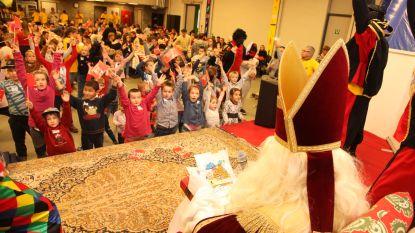 Sinterklaas gul voor kwetsbare kinderen