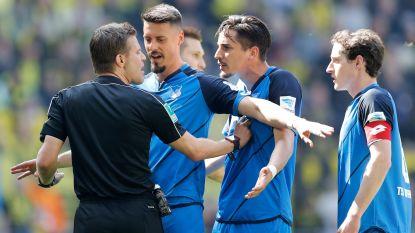 Hoffenheim tot vier keer toe bestolen door ref Brych waardoor Dortmund uitstekende zaak doet in strijd om Champions League
