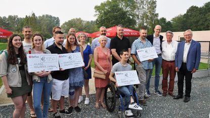 Midwinter schenkt 6.500 euro aan Gsport