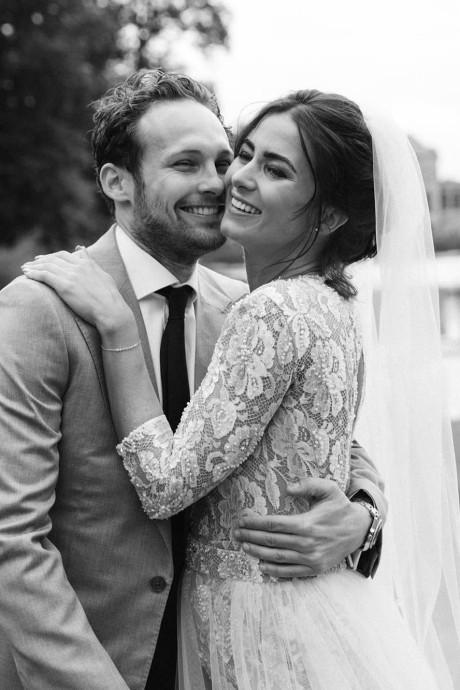 Daley Blind getrouwd met zijn grote liefde: 'Eindelijk kan ik zeggen dat ze van mij is'