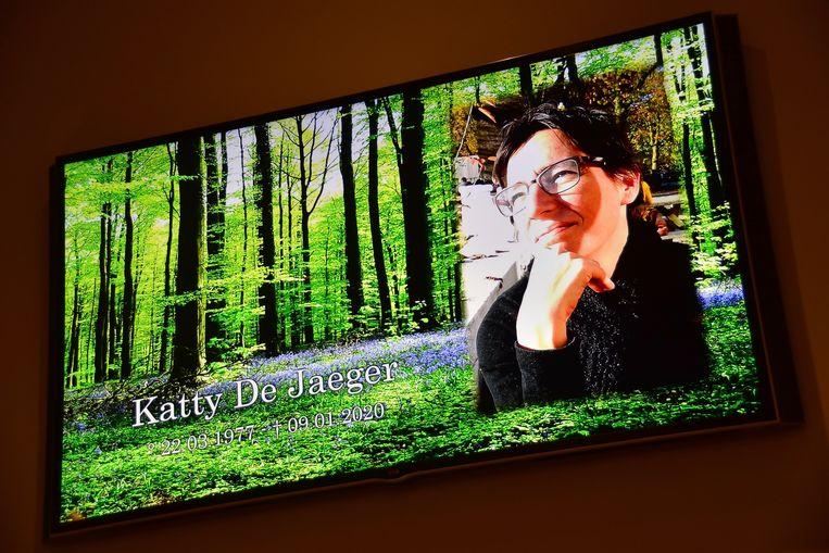 Katty De Jaeger.