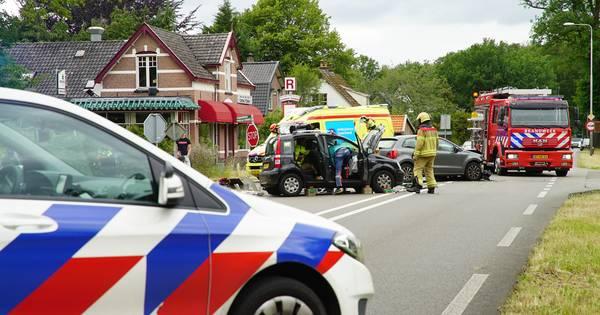 Gewonde bij ernstig ongeval op N348 tussen Gorssel en Zutphen.