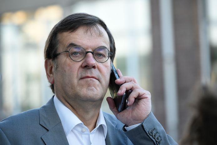 Willy Demeyer, bourgmestre de Liège