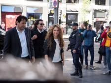 Rechtbank spreekt Shakira vrij van plagiaat