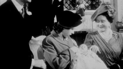 In afwachting van 'baby Sussex': zo werden vorige koninklijke baby's voorgesteld aan het publiek