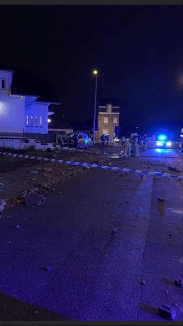 Achtervolging na carjacking in Nederland eindigt met crash tegen muur in Zemst