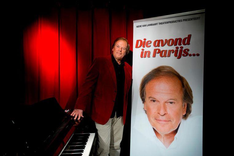 Ivo Niehe tijdens de presentatie van zijn nieuwe theatervoorstelling Beeld anp