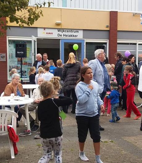 Wijkfeest de Heiakker in Deurne draait vooral om 'samen'