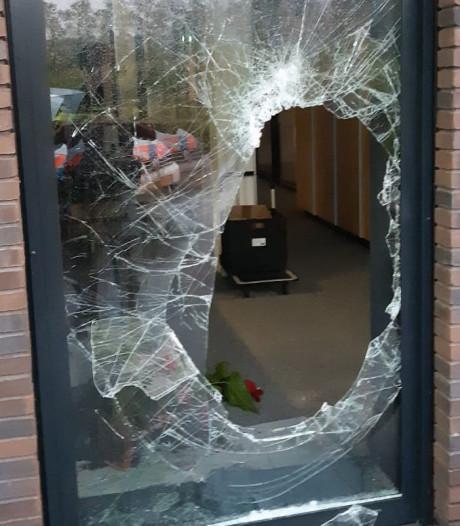 Politiehond grijpt verdachte na inbraak in Sas van Gent
