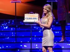 Borculose Simone Vaags bij opkomst als 'koffermeisje' meteen 5 miljoen waard