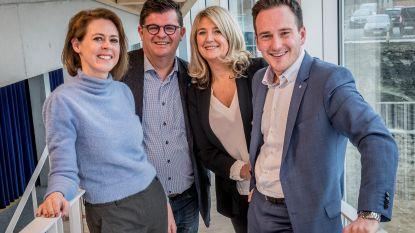 Vriendschap in de politiek, het bestaat: Francesco Vanderjeugd 'schenkt' derde plaats aan Mercedes Van Volcem