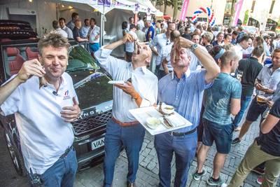 Zwolle loopt warm voor derde haringparty