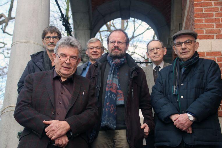 Geschiedkundige kring van Herentals stelt jaarboek voor. Tekst: TJH