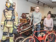 De Vriezenveense brandweer in het museum: 'Kijk, dat is opa'