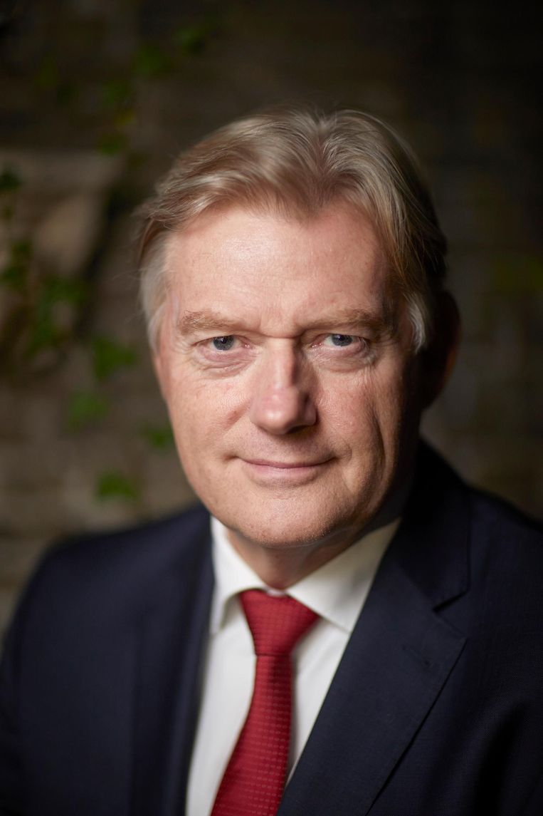 Staatssecretaris Martin van Rijn. Beeld Phil Nijhuis