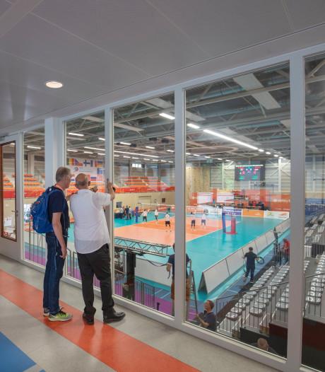 Talentteams brengen eredivisie volleybal naar Ede