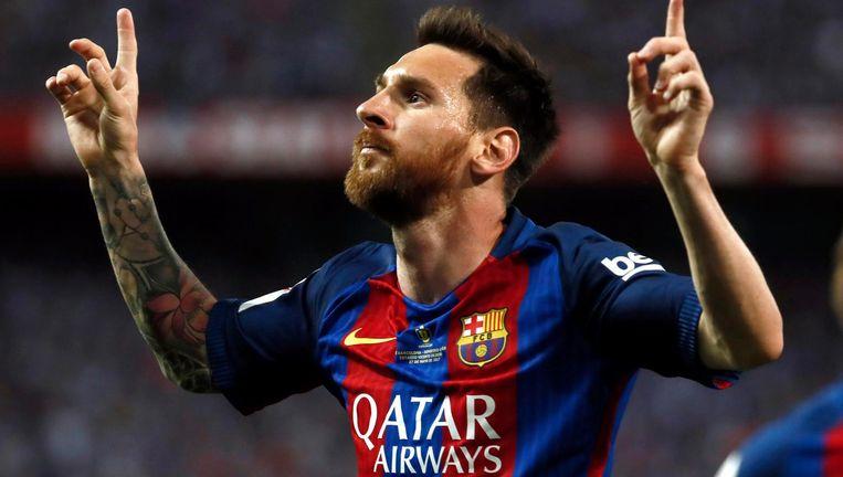 Lionel Messi. Beeld epa