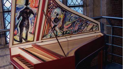 Baroque Orchestration X leent uniek klavecimbel uit aan Museum Vleeshuis