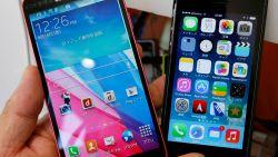 Apple en Samsung schikken patentengeschil