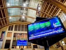 Beurs doet stapje terug na hogere slotstand Wall Street