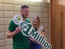 Iers jeugdinternational wint een miljoen euro in de lotto