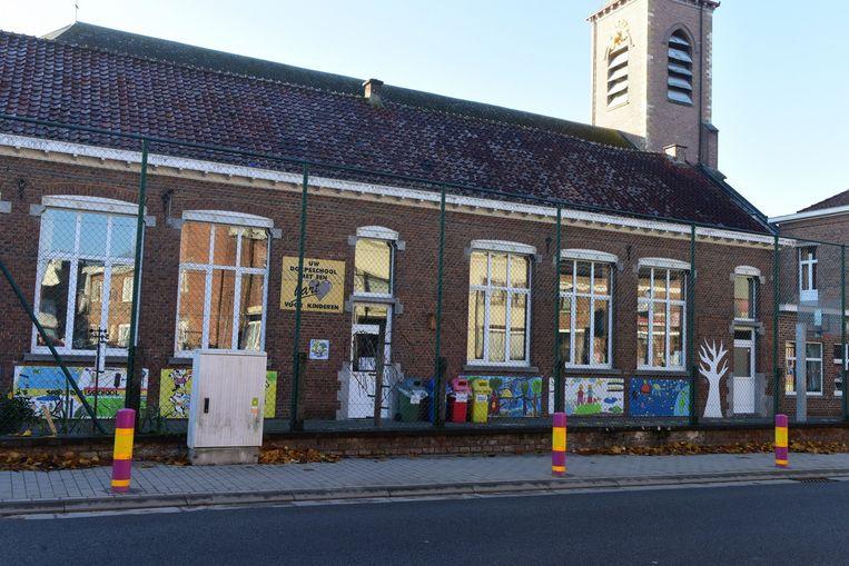 De gemeenteschool wordt binnenkort verkocht.