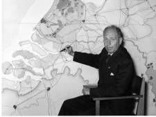 Johan van Veen was geestelijk vader van het Deltaplan: 'Hij wilde 'bouwen' met de natuur'