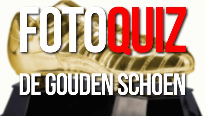 Doe de Gouden Schoen FotoQuiz