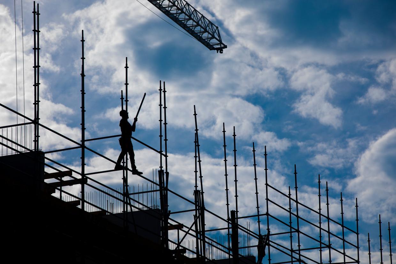In 2018 zijn 3018 bouwvergunningen afgegeven in Amsterdam, in 2017 waren dat er nog 3498.