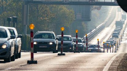 Deze zomer opnieuw werken op grote Brusselse verkeersassen
