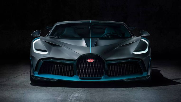 De Bugatti Divo.