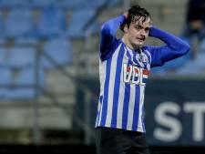 FC Eindhoven weerspreekt NAC-bod op De Rooij: 'Maanden geleden wel een belletje'