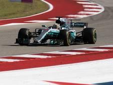 Mercedes wint constructeurskampioenschap