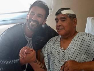 """Huiszoeking bij persoonlijke arts van Diego Maradona: """"Ik deed al het mogelijke voor een patiënt die dat niet wou"""""""