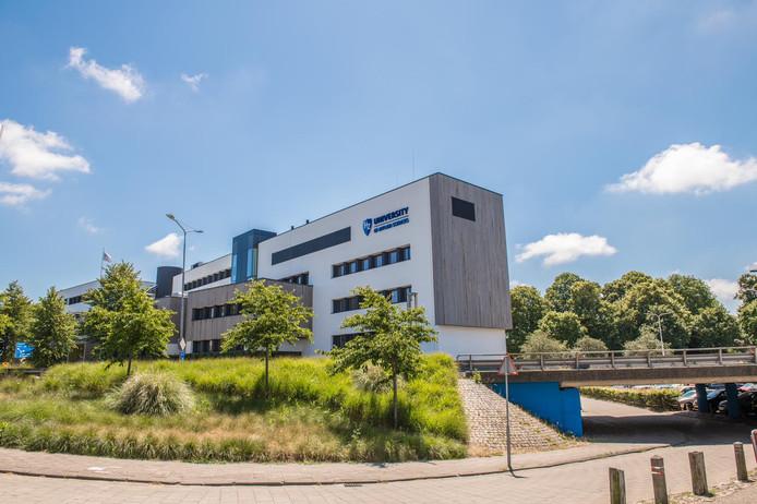 HZ University in Middelburg.