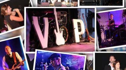 Zomerconcert met The VIP Party Band achter Huize Moens