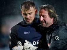 Willem II gaat volgend seizoen door met dezelfde technische staf