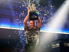 Gerwyn Price sacré champion du monde de fléchettes