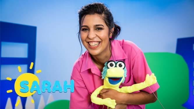 """Ketnet-gezicht Sarah Mouhamou (25) krijgt eigen programma: """"Ik ben zelf mama dus ik kan me perfect verplaatsen in de wereld van kinderen"""""""