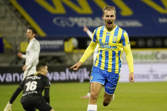 RKC beschikt met Finn Stokkers over een spits die tien doelpunten of meer zal maken in de eredivisie.