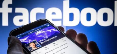 Verzet Facebook-personeel tegen omstreden bericht Trump houdt aan
