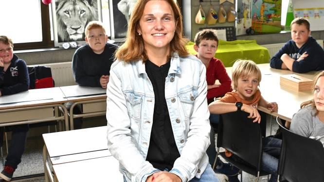 """Juf Charlotte (31) werd uit 967 inzendingen gekozen om onderwijs te redden: """"Ik ben de stem van het bijzonder onderwijs"""""""