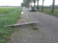 'Rucphen moet iets doen aan gevaar op Lage Zegstraat'