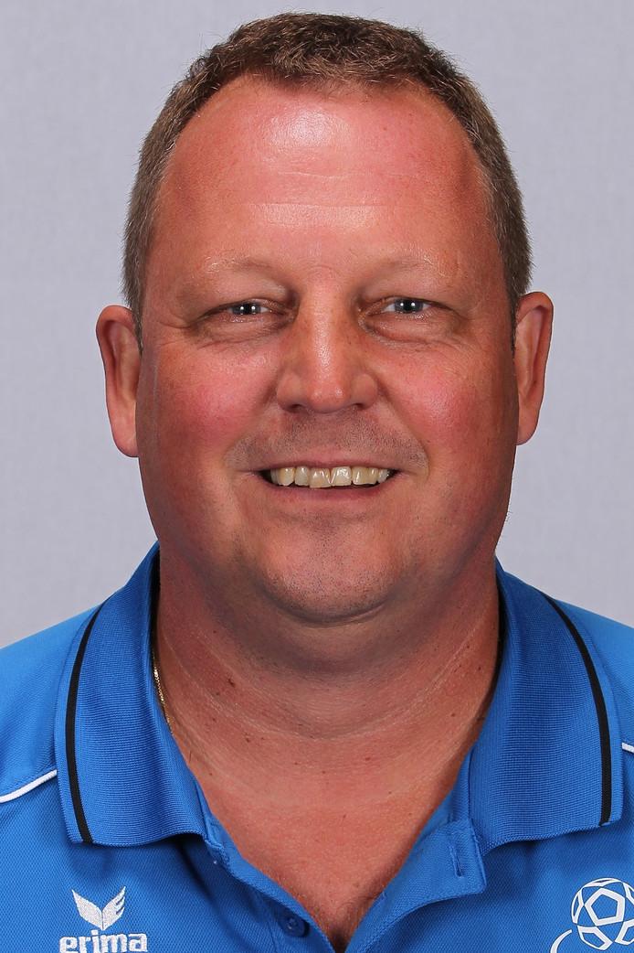 Wouter Blok, volgend seizoen trainer van Tempo.