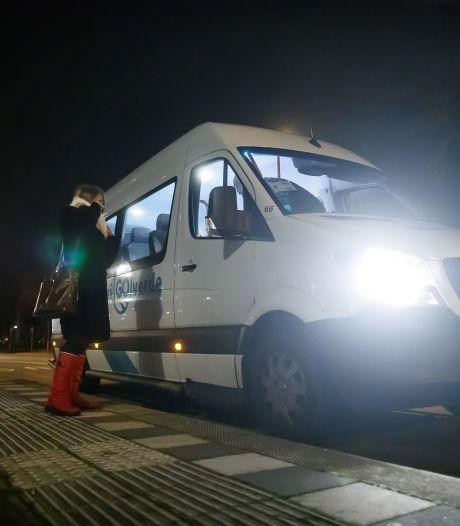 Flexibel busvervoer: verslaggever neemt proef op de som