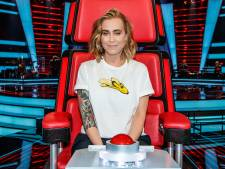 Anouk in quarantaine, niet bij finale The Voice Kids