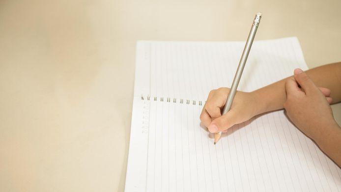 Kinderen leren niet goed hoe ze begrijpelijke teksten moeten schrijven