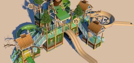 Bouw waterpark Dolfinarium in Harderwijk hervat