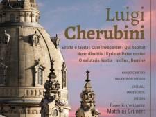 Het beeld van Cherubini als kerkmusicus kan eindelijk bijgesteld worden