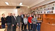 Leerlingen Klein Seminarie kunnen geschiedenis voelen dankzij stadsarchief
